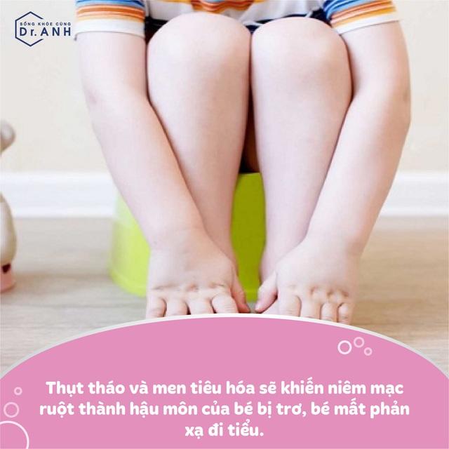 5 lầm tưởng tai hại của mẹ về hệ tiêu hóa của con - Ảnh 3.
