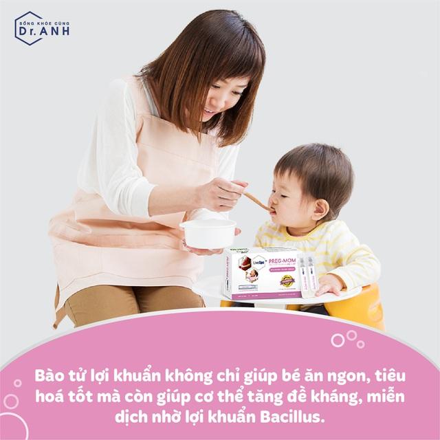 5 lầm tưởng tai hại của mẹ về hệ tiêu hóa của con - Ảnh 4.