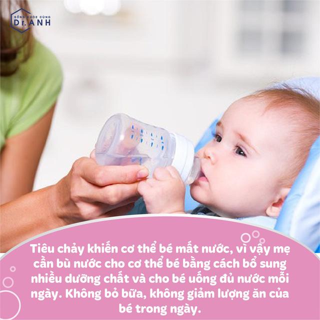 5 lầm tưởng tai hại của mẹ về hệ tiêu hóa của con - Ảnh 5.
