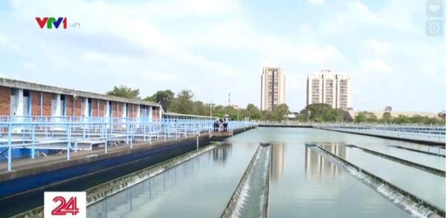 TP.HCM tính phương án trữ nước đề phòng ảnh hưởng của hạn mặn - Ảnh 2.