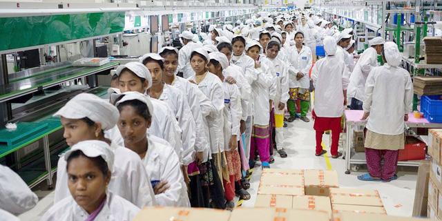 COVID-19 đóng băng hoạt động sản xuất iPhone tại Ấn Độ - Ảnh 1.