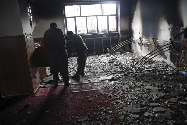 Tấn công ở Afghanistan khiến 25 người thiệt mạng và 8 người bị thương - Ảnh 5.