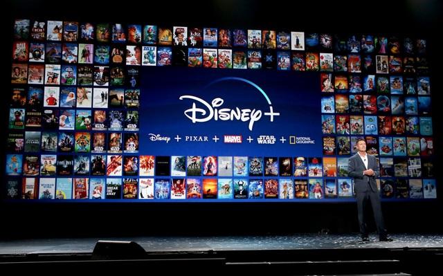 Dịch vụ phát trực tuyến Disney+ ra mắt tại Mỹ và châu Âu - Ảnh 2.