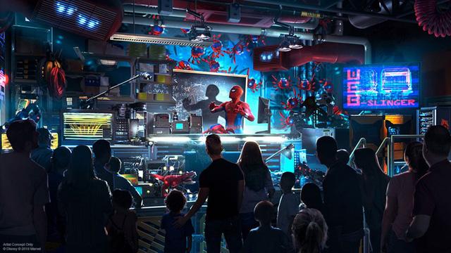 Đại dịch COVID-19, Disney tạm dừng xây dựng công viên Avengers - ảnh 4