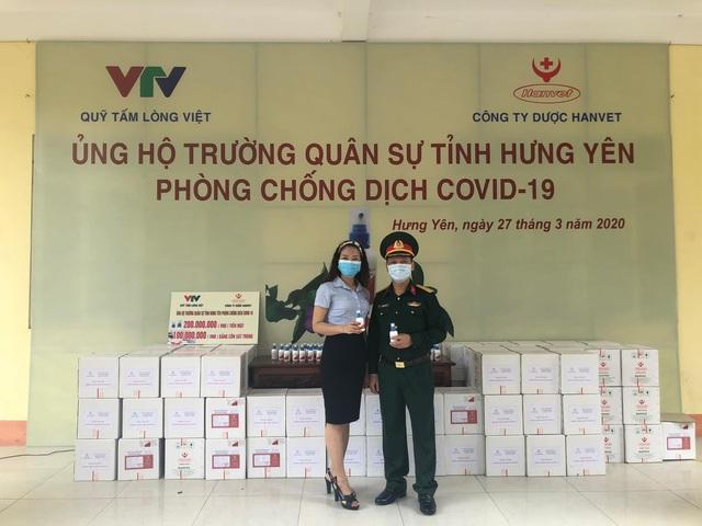 Hỗ trợ 10.000 lọ cồn sát trùng và 400 triệu đồng cùng cả nước chung tay chống dịch COVID-19 - Ảnh 5.