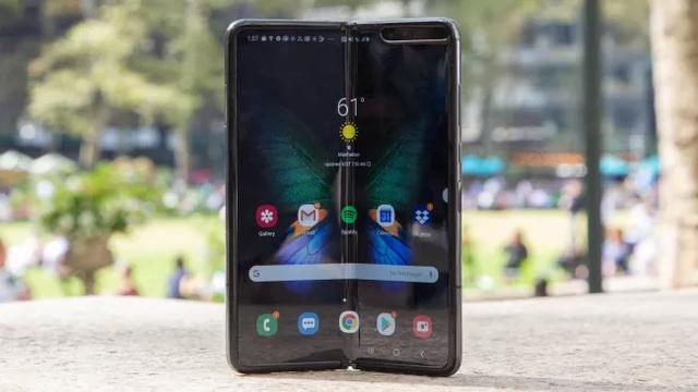 Giá gần 2.000 USD nhưng đến giờ Galaxy Fold mới được cập nhật Android 10 - ảnh 2