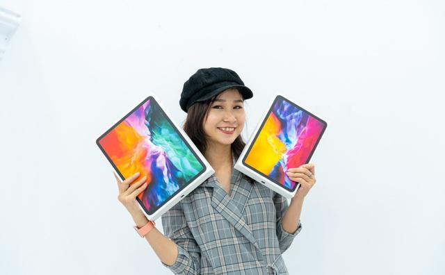 Trên tay iPad Pro 2020 mạnh hơn cả laptop, giá từ 26,9 triệu đồng - ảnh 7
