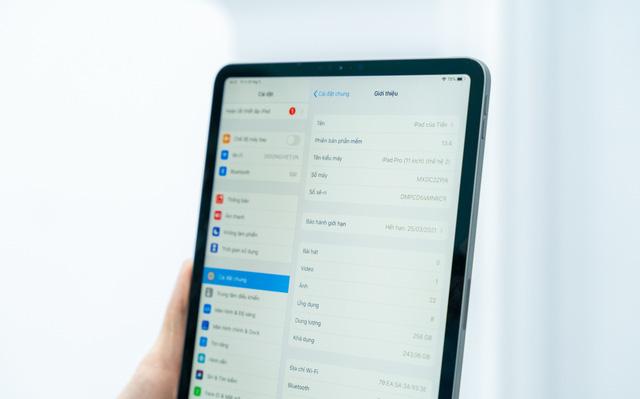 Trên tay iPad Pro 2020 mạnh hơn cả laptop, giá từ 26,9 triệu đồng - ảnh 6