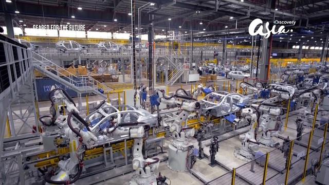 Discovery: VinFast sở hữu công nghệ sản xuất xe của tương lai - Ảnh 3.