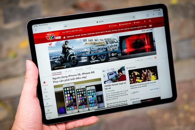 So sánh iPad Pro 2020 và 2018: Có đáng để xuống tiền nâng cấp? - Ảnh 3.