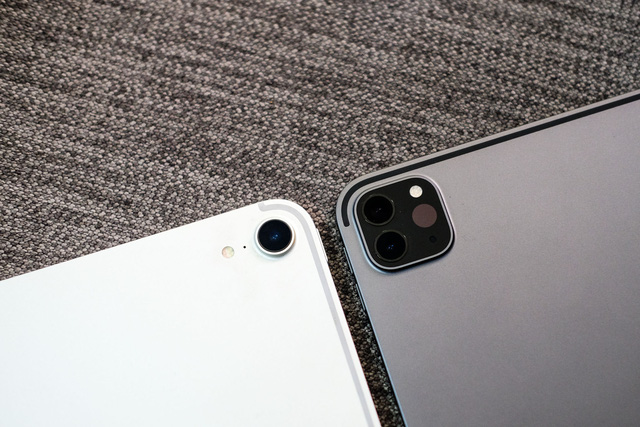 So sánh iPad Pro 2020 và 2018: Có đáng để xuống tiền nâng cấp? - Ảnh 5.