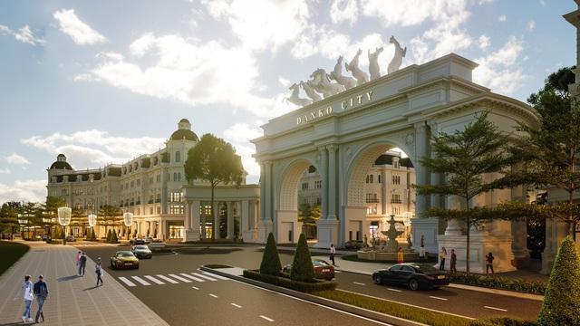 Dự án Danko City – Đẳng cấp sống mới tại Thành phố Thái Nguyên - Ảnh 1.