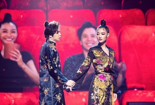 """Trời sinh một cặp: Đầu tư vào vũ đạo """"xịn sò"""", Kiều Loan tiếp tục giành 2 điểm tuyệt đối - Ảnh 1."""
