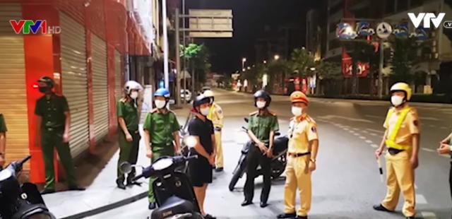 Hạ Long: Ra đường sau 22h không lý do, hàng chục người bị đưa về khu cách ly - ảnh 1