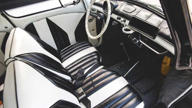 Đấu giá Subaru 360: Xe cảnh sát dễ thương nhất mọi thời đại - Ảnh 6.