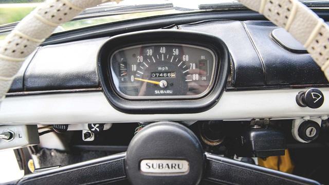 Đấu giá Subaru 360: Xe cảnh sát dễ thương nhất mọi thời đại - Ảnh 9.