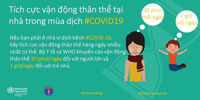 Rèn luyện sức khỏe trong dịch COVID-19 sao cho an toàn? - Ảnh 2.