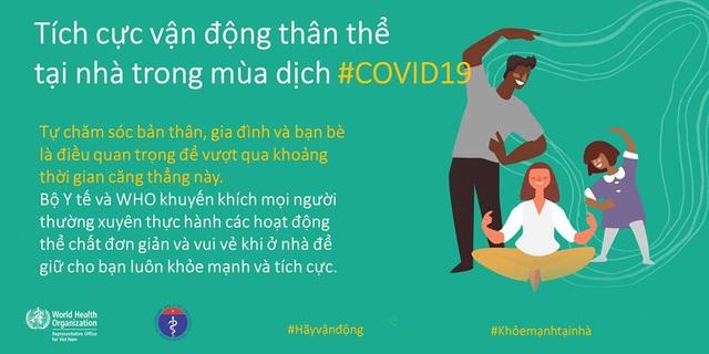 Rèn luyện sức khỏe trong dịch COVID-19 sao cho an toàn? - Ảnh 5.