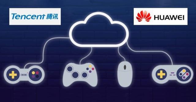 Huawei, Tencent hợp tác phát triển nền tảng game mới - Ảnh 2.