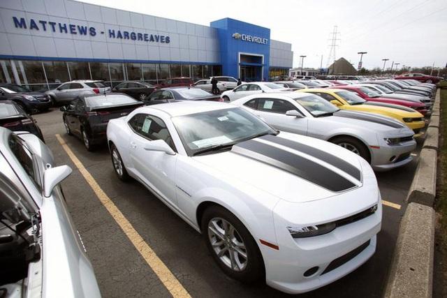 Thị trường ô tô Mỹ làm ăn phát đạt bất chấp dịch COVID-19 - Ảnh 1.