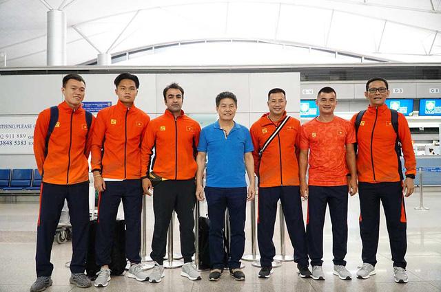 Vòng play-offs Davis Cup Nhóm II Thế giới năm 2020: Lý Hoàng Nam đánh trận ra quân - Ảnh 1.