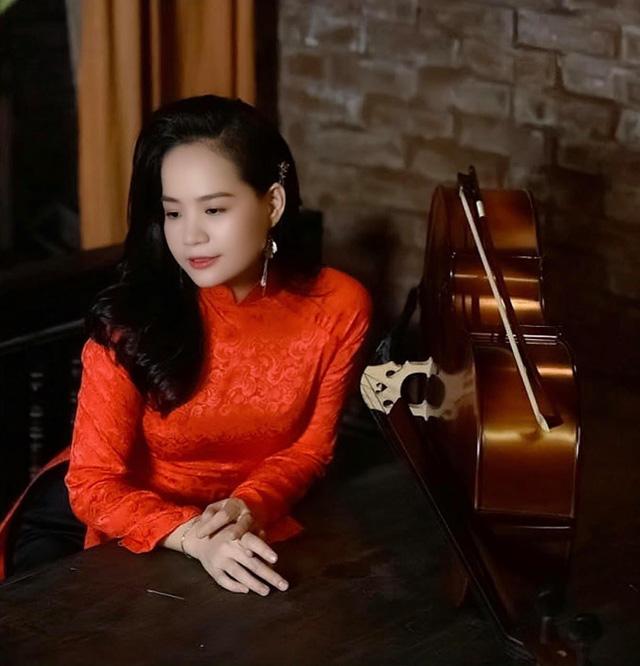 Nữ tiến sĩ cello Đinh Hoài Xuân - Bước đi đầu tiên ra âm nhạc thế giới - Ảnh 2.