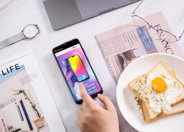 Giá ưu đãi chỉ 2,99 triệu, Vsmart Joy 3 bản 4GB/64GB tiếp tục là lựa chọn đáng giá nhất phân khúc - Ảnh 1.