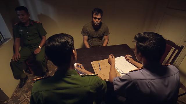 Sinh tử - Tập 79: Lê Hoàng khai về đường dây giúp chạy trốn sang Lào - Ảnh 1.