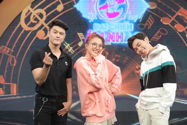 Dàn sao Đại chiến âm nhạc xuống tóc theo trend của ông chủ DanBam Park Seo Joon - Ảnh 3.