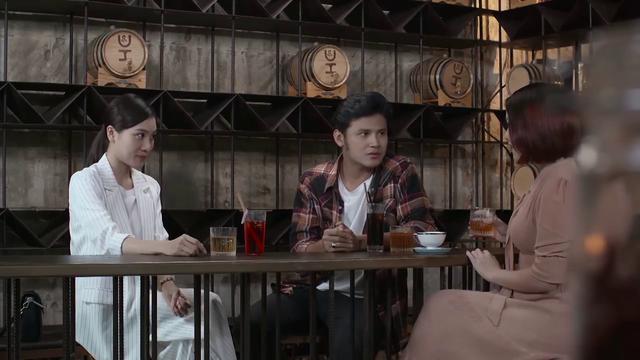 Tiệm ăn dì ghẻ - Tập 31: Kim ghen ra mặt khi thấy Tân hẹn hò với Trang? - Ảnh 1.