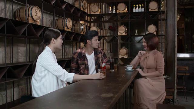 Tiệm ăn dì ghẻ - Tập 31: Kim ghen ra mặt khi thấy Tân hẹn hò với Trang? - Ảnh 3.