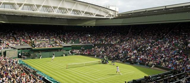 Giải quần vợt Wimbledon 2020 chính thức bị hủy - Ảnh 2.