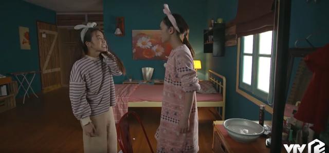Nhà trọ Balanha - Tập 11: Em gái và người yêu Lâm xô xát khi sống chung 1 nhà - Ảnh 4.