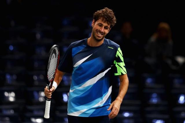 Tay vợt từng xếp hạng 33 ATP: Đấu với Djokovic, tôi như người nghiệp dư - Ảnh 2.