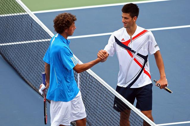Tay vợt từng xếp hạng 33 ATP: Đấu với Djokovic, tôi như người nghiệp dư - Ảnh 1.