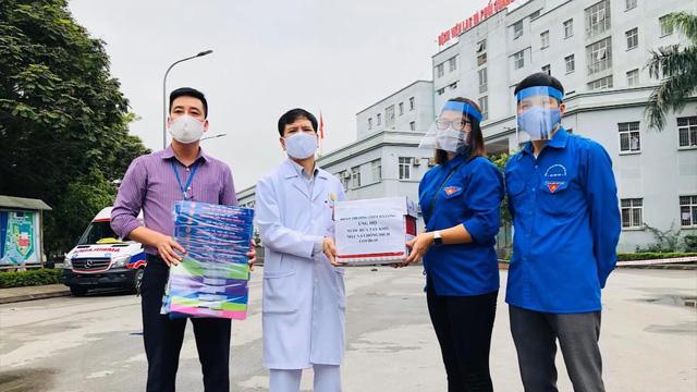 Nhiều sáng tạo phòng dịch của thanh niên Quảng Ninh - Ảnh 3.