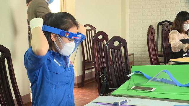 Nhiều sáng tạo phòng dịch của thanh niên Quảng Ninh - Ảnh 2.