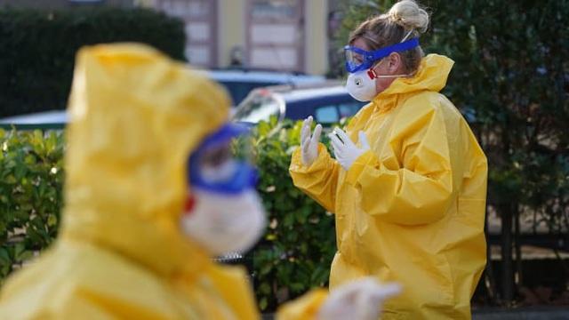 Dịch COVID-19 ngày 12/4: Gần 1,8 triệu ca nhiễm, hơn 100.000 người chết - Ảnh 3.