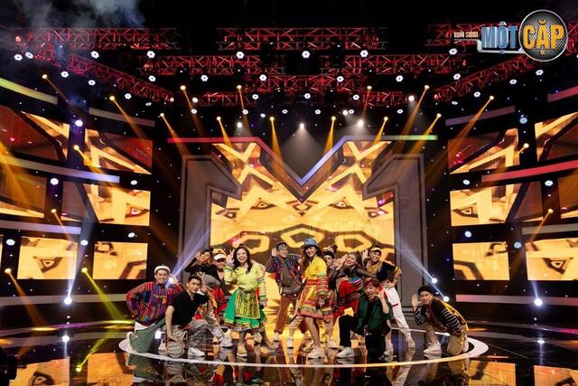 MC Thu Hoài đọc rap cực chất với Để Mị nói cho mà nghe, giành điểm cao nhất Trời sinh một cặp - Ảnh 5.
