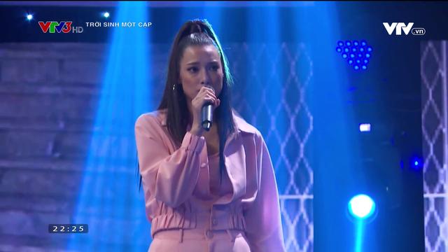Giành điểm 10 với hit của Chi Pu, người mẫu Lilly Nguyễn vẫn nuối tiếc rời Trời sinh một cặp - Ảnh 1.