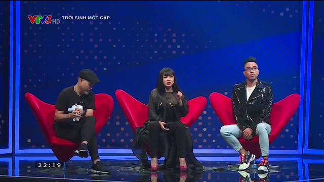 MC Thu Hoài đọc rap cực chất với Để Mị nói cho mà nghe, giành điểm cao nhất Trời sinh một cặp - Ảnh 7.