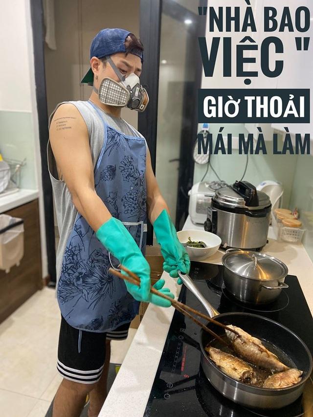 Nhật ký ở nhà mùa dịch của loạt diễn viên Việt nổi tiếng (P2) - Ảnh 1.