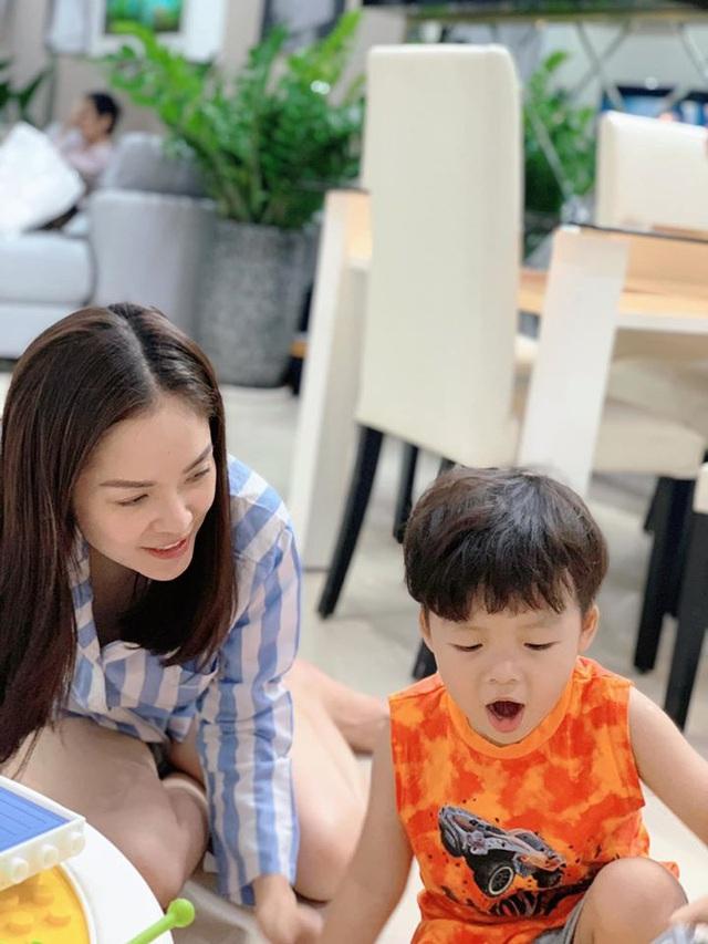 Nhật ký ở nhà mùa dịch của loạt diễn viên Việt nổi tiếng (P2) - Ảnh 10.
