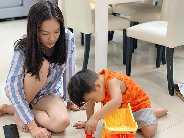 Nhật ký ở nhà mùa dịch của loạt diễn viên Việt nổi tiếng (P2) - Ảnh 9.
