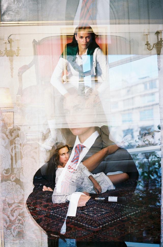 Gái một con Irina Shayk trẻ như nữ sinh trung học - Ảnh 6.
