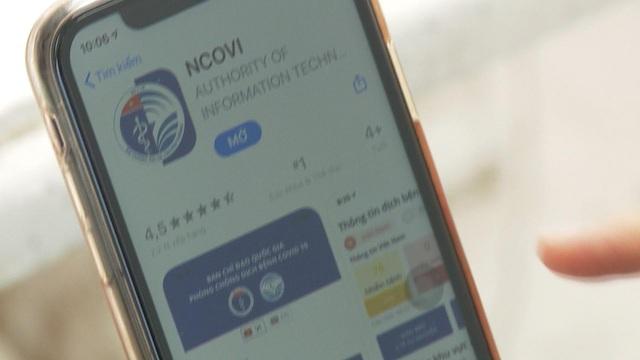 Ứng dụng NCOVI đạt gần 6,5 triệu lượt tải sau hơn 1 tháng - Ảnh 1.