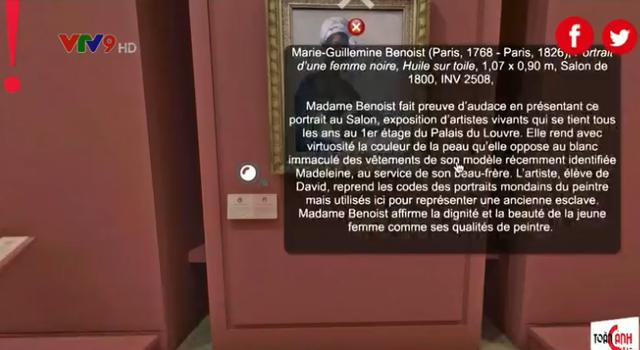 Nhiều bảo tàng trên thế giới tổ chức tham quan trực tuyến - Ảnh 2.