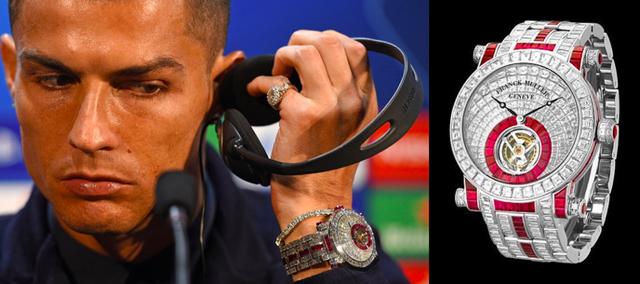 Thái tử Arab Saudi gây sốc khi tặng đồng hồ và siêu xe cho rapper người Mỹ - Ảnh 1.