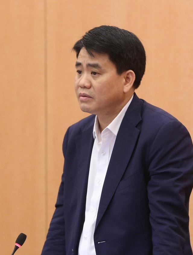 Chủ tịch UBND TP Hà Nội: Tuần này là thời điểm quyết định dịch bệnh có bùng phát hay không - Ảnh 1.