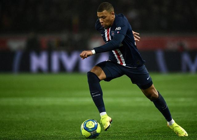 Mbappe lần thứ 2 liên tiếp đoạt danh hiệu Vua phá lưới Ligue I - Ảnh 1.